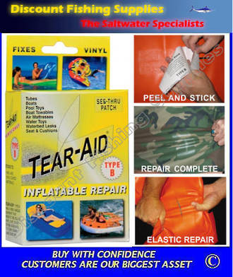 Tear-Aid Inflatable Repair Kit