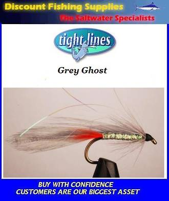 Grey Ghost Lure #10