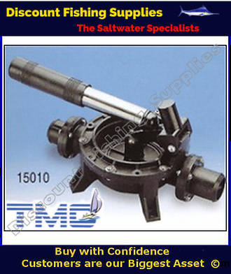 Hand Operated Bilge Pump TMC - 12GPM