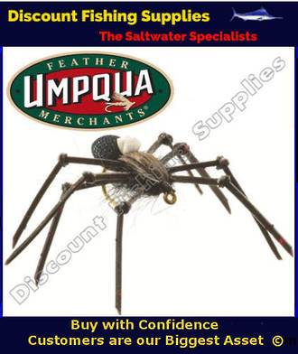 Umpqua Floating Sparky's Spider #10 Fly