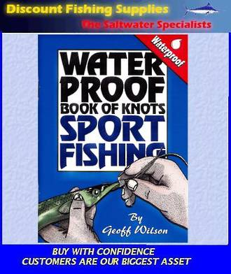 Waterproof Book Of Knots: Sport Fishing