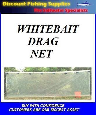 Whitebait Drag Net (ULSTRON)