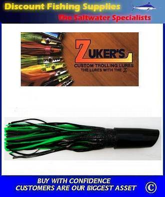 "Zuker 13"" - Vinyl Skirt Marlin Lure - ZM7 Mean Joe"