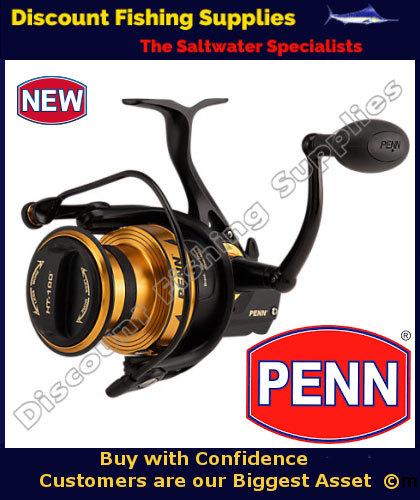 718e5217a5a PENN Spinfisher VI 7500LC Long Cast Spin Reel   PENN REELS   LONGCAST