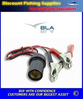 BLA Cigarette Lighter Power Lead