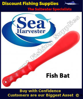 Sea Harvester Weighted Fish Bat