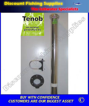 Tenob Heavy Duty Ski Pole With U Bracket