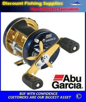 ABU GARCIA | Fishing Reels | Fishing Gear | Discount Fishing Supplies