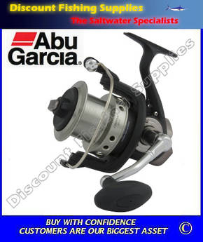Abu Garcia Cardinal 57LC (Long Cast) Freerunner Surf Reel