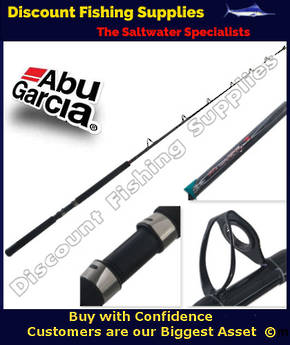 Abu Garcia Muscle Tip Boat Rod 15-24kg Roller Tip