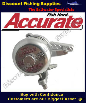 Accurate Boss Extreme BX600 Narrow Jigging Reel