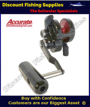 Accurate Slammer BX500N Jigging Reel