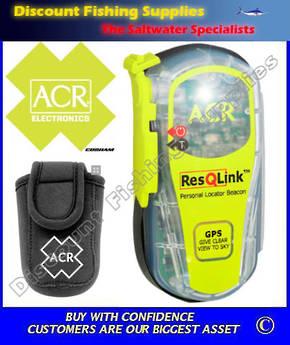 ACR ResQLink 406 GPS Personal Locator Beacon - PLB