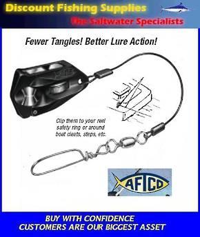 AFTCO Roller Troller Flatline Clip