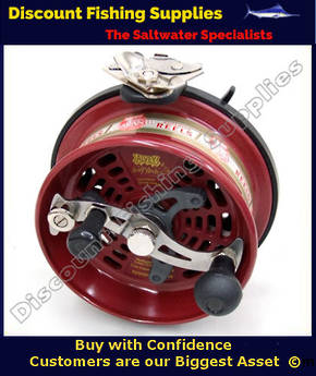 Alvey 6500BCVRR Sidecast Rapid Retrieve Reel