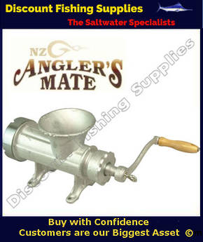 ANGLERS MATE BOLT ON MINCER SIZE 32 - Large