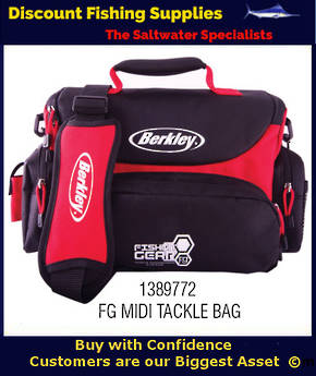 Berkley FG Midi Tackle Bag