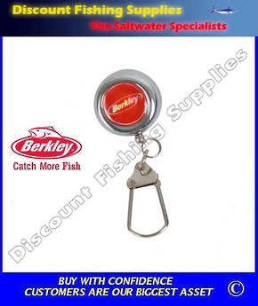 Berkley Scissor Or Snips Retractor