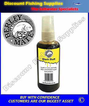 Berley Mate Black Stuff (Fish Attractant)
