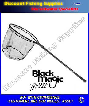 Black Magic Landing Net (Enviro Style)