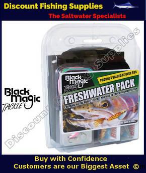 Black Magic Freshwater Pack