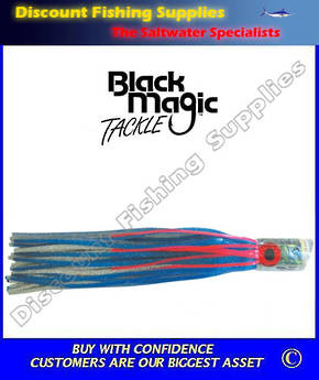 Black Magic Harlequin - Option 4 Lure