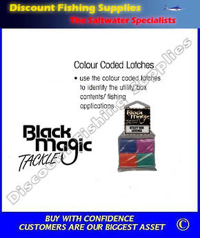 Black Magic Latch Pack