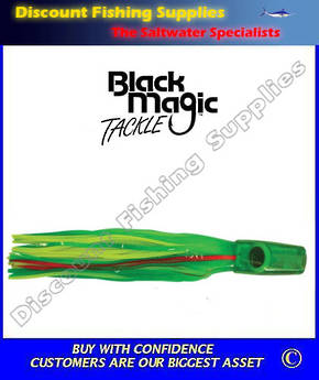 Black Magic Mahi Magic Marlin Lure