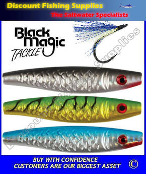 Black Magic Thru Jig 60gm