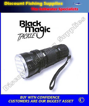 Black Magic - UV Torch - The Super Charger