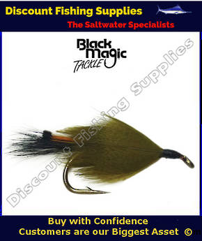 Black Magic Hamills Killer Red #8