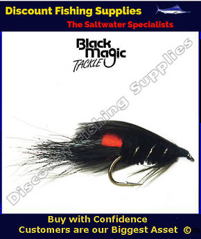 Black Magic Phantom #8 Trout Fly