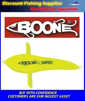 "Boone Bird - 12"" Yellow (Unrigged)"
