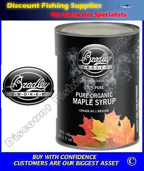 Bradley Maple Syrup 100% Organic