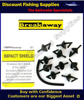 Breakaway Impact Shields 10Pack