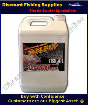Burley-Up Fish Oil 5Litres