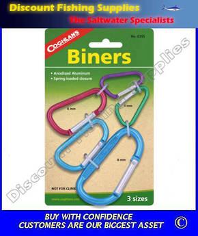 Coghlan's Multi Pack Biners