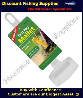Coghlans Tent Peg Mallet - Plastic