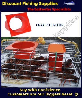 Cray Pot Necks - Craypot Throats