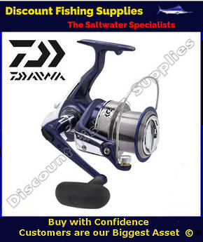 Daiwa Emcast Plus 5000 Surf Reel