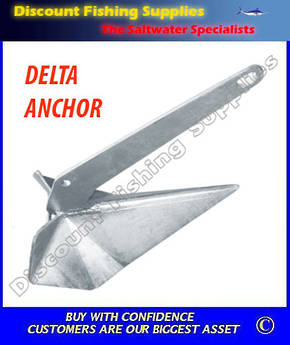 Delta Anchor 4kg