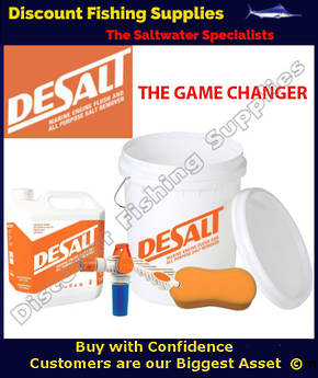 Desalt Marine Engine Flush - DESALT PROMO BUCKET PACK