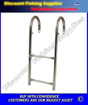 Dixon Ladder - Removeable Platfom Type