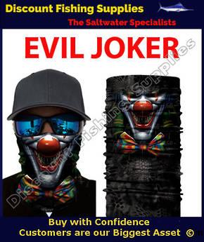 Face Shield - The Evil Joker