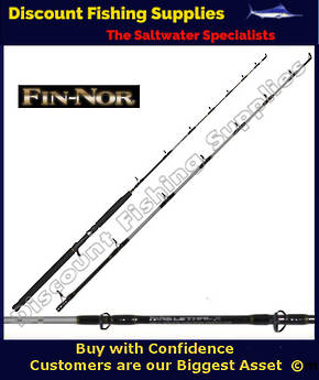 "Fin Nor Lethal OH Jig Rod 5'6"" 50lb - 80lb"
