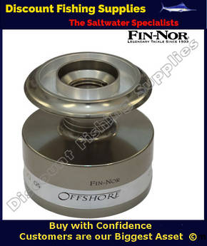 Fin-Nor Offshore 9500 - SPARE SPOOL