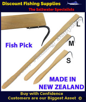 Wooden Fish Pick - Gaff 620mm