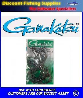 Gamakatsu Octopus/Circle Hook - 8/0 Value Pack