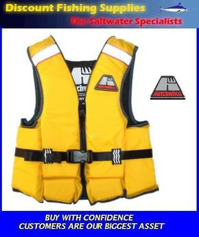 HUTCHWILCO Aquavest Classic Multi Purpose Vest - AXS, AS, AM, or AL