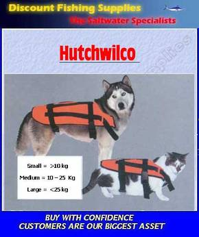 Hutchwilco Pet Lifejacket